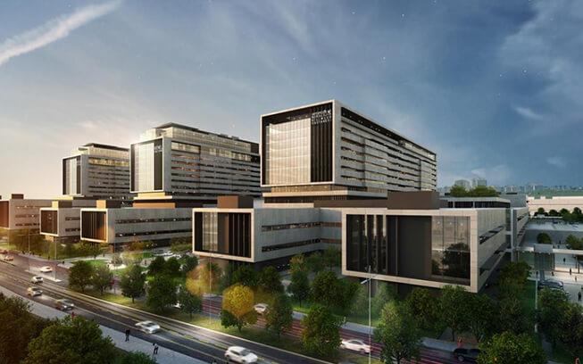 Başakşehir Sakura Hastanesi