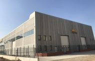 4000 m2'lik Yeni Depolama Alanı