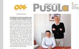 Pusula Dergisi 72.Sayıdayız!